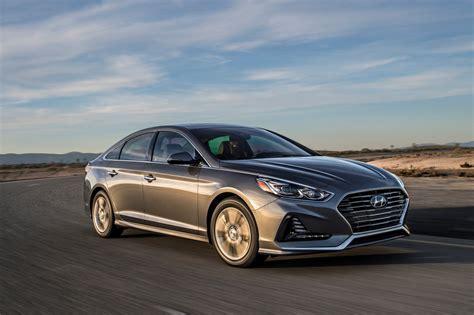 Hyundai Sonat by Facelifted 2018 Hyundai Sonata Arrives This Summer From