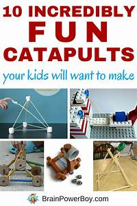 10 Incredibly Fun Catapults Your Kids Will Want To Make