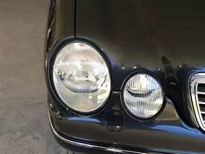 Headlight Lens Restoration