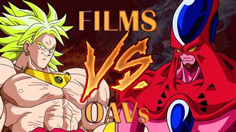 Les Films Ne Sont Pas Des Oavs (diffÉrences Dans Dragon