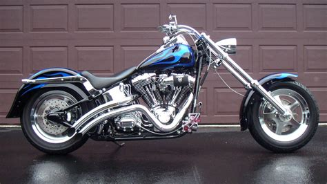 Build Your Own Harley Davidson Choppers