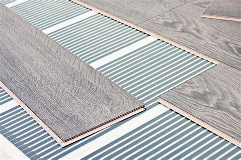 tipi di riscaldamento a pavimento riscaldamento elettrico a pavimento casa affini