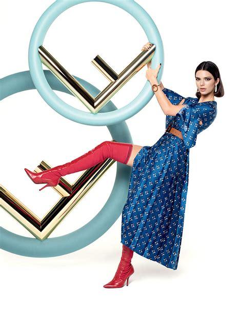 Fendi's Fall 2017 Ad Campaign - The Impression, Fashion News