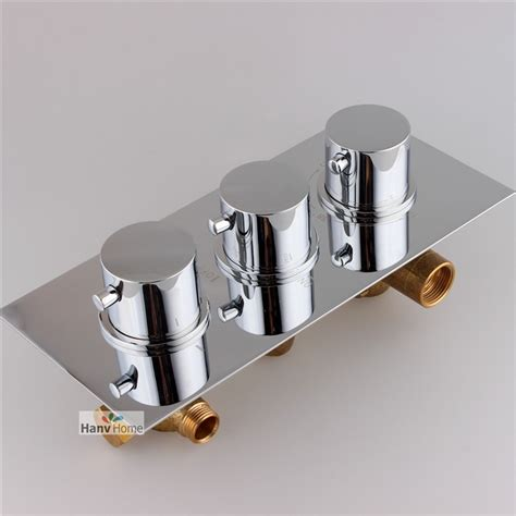 Adjusting Grohe Thermostatic Shower Valve by 3 Functionbrass Thermostatic Mixing Valve Adjust The