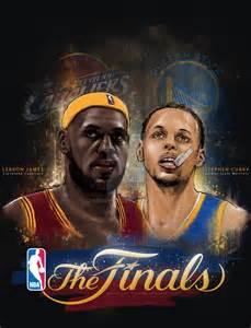 LeBron James vs Stephen Curry