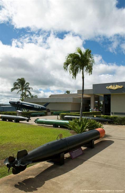 Boating License Oahu by Hawaii Oahu Honolulu Pearl Harbor Submarine Torpedos