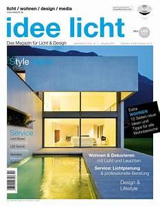 Smart Home Zeitschrift : das magazin f r licht design idee licht 2016 by licht marketing kg issuu ~ Watch28wear.com Haus und Dekorationen
