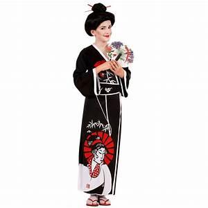 Geisha Kostüm Kinder : akari geisha kinderkost m ~ Frokenaadalensverden.com Haus und Dekorationen