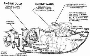 Looking For Engine Cooling System Diagrams