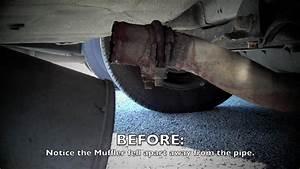 1996 Honda Accord Muffler Repair