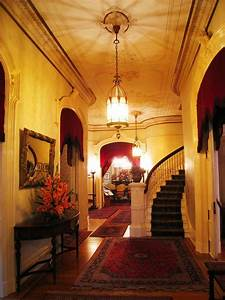 Governor's Mansion Sacramento | Front hallway, Victorian ...