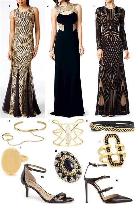 What To Wear To An Art Deco Themed Party - Embellishmints
