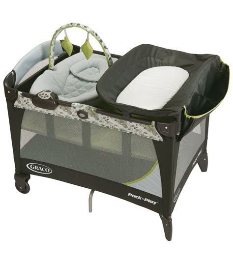 Graco Pack 'n Play Playard with Newborn Napper Station LX ...