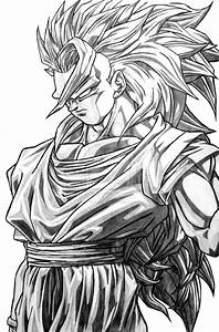 Dragon Ball Z Super Saiyan 10 Pencil Drawings - Drawing Of ...