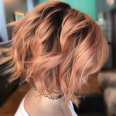 hottest balayage hairstyles  short hair balayage