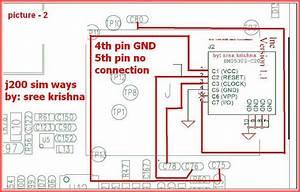 Sony Ericsson J200i J210i Insert Sim Not Working Problem