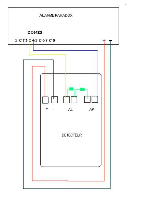 comment brancher un d 233 tecteur de mouvement elkron avec