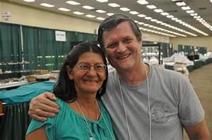 Jim with Yolanda Busse, the Prospectors tv show. | FMF