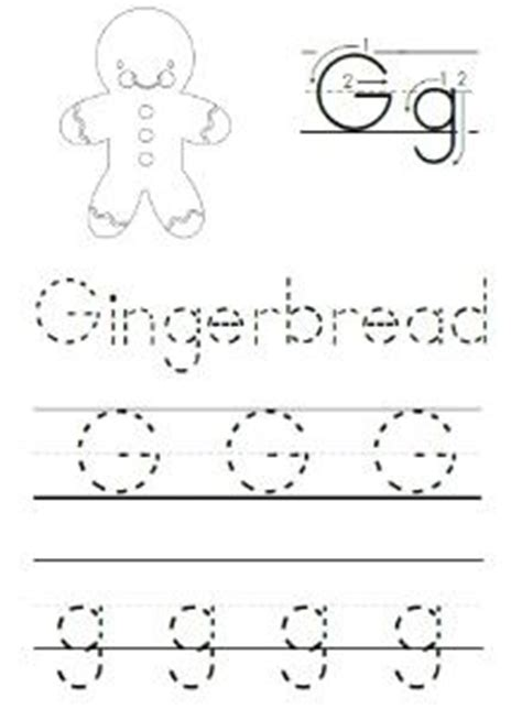 gingerbread printables and preschool on