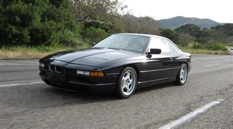 bmw 850 e31 throwback whip of the week bmw 850