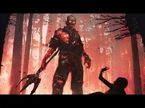 savini jason no mercy gameplay escaping counselors friday the 13th gameplay