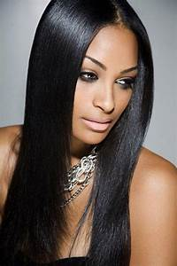 Long Straight Weave Hairstyles For Round Faces HairStyles