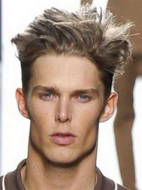 medium hairstyles men mens hairstyles