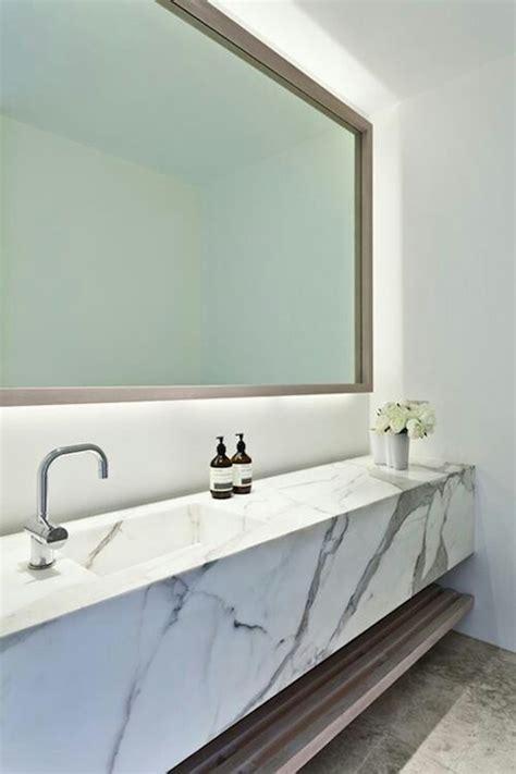 Decorpad Modern Bathroom by Marble Sink Vanity Modern Bathroom