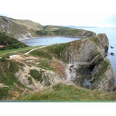 Lulworth Cove Dorset Geology Field Trip Guide to the