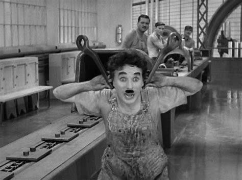 the spectacle of modern times chaplin and the situationists