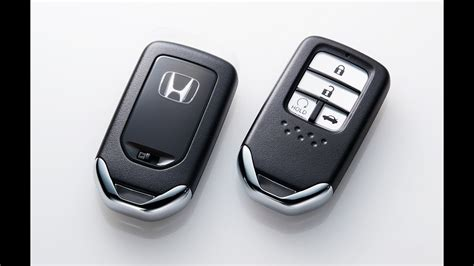 What To Do When Your Honda Smart Key's Battery Goes Flat
