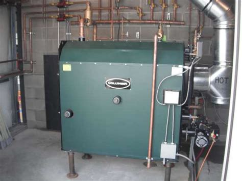 Waste Oil Boiler and Heater Installations at Auto
