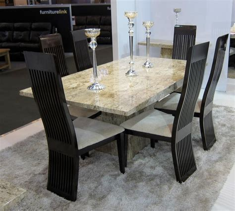 Marble Dining Table And Chairs by Dining Room Table With Faux Marble Top Comicink Net