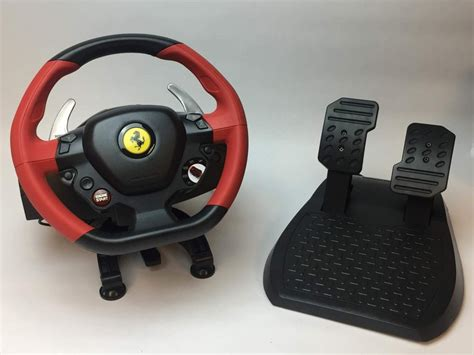 Realistic racing wheel under official licenses by ferrari and microsoft xbox one: Thrustmaster Tx Spare Parts | Reviewmotors.co