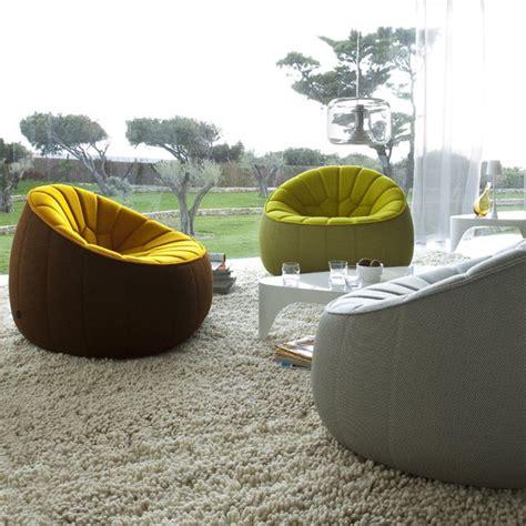 canapé cuir cinna canapé fauteuil pouf ottoman pour cinna par le designer