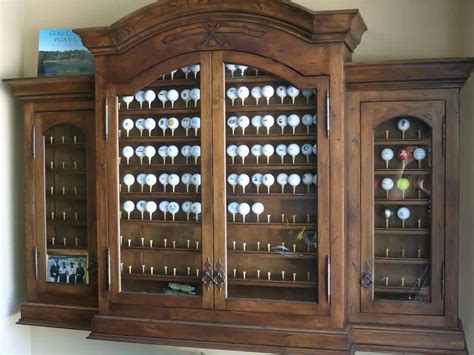 golf club display cabinet top 5 best golf display for balls that you