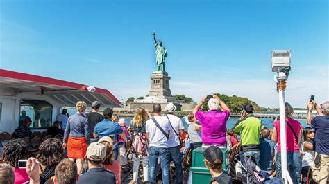 Ferry Boat Ride To Statue Of Liberty by Statue Of Liberty Book Tickets Tours Getyourguide