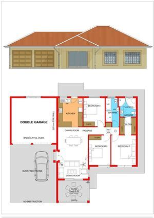 development  bedroom house   bathrooms  double garages junk mail