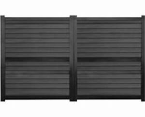 Portail Coulissant Bricoman : portail coulissant bricoman ~ Dallasstarsshop.com Idées de Décoration
