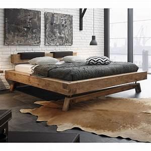 Modernes Bett 180x200 : hasena oak wild vintage bett kopfteil inca doppelbett 180x200 cm ~ Watch28wear.com Haus und Dekorationen