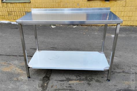 Sell Tables Made Of Stainless Steel (production, Cutting