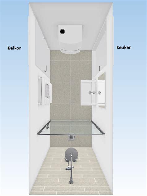 kleine badkamer indeling voorbeelden badkamer indeling