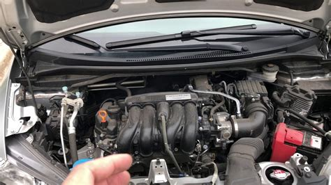 honda fit battery location   find youtube