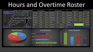 Training Roster Template Roster Hours Excel 2013 Roster Online Pc Learning