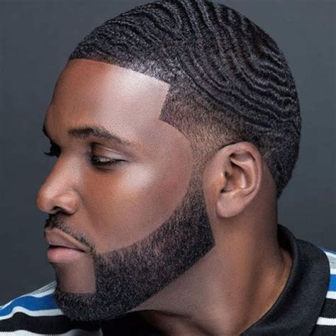 80 Trendy Black Men Hairstyles and Haircuts in 2017