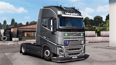 renault truck premium volvo fh simple edit 1 27 x mods world