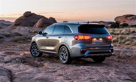 2019 Kia Sorento Review, Redesign, Engine, Release Date