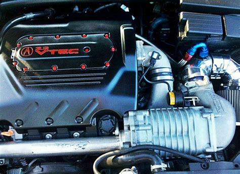 sold complete comptech supercharger kit  tl ct
