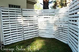 Garage, Sales, R, Us, Diy, Pallet, Board, Wall