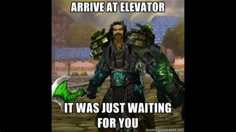 Warcraft Meme - world of warcraft memes youtube